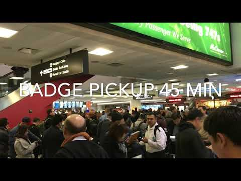 CES 2018 Day 1 VLOG Traveling to CES LUX Hotel, Technology news and more