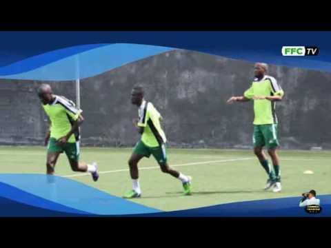 Préparatifs pour le championnat 2017 Comoros