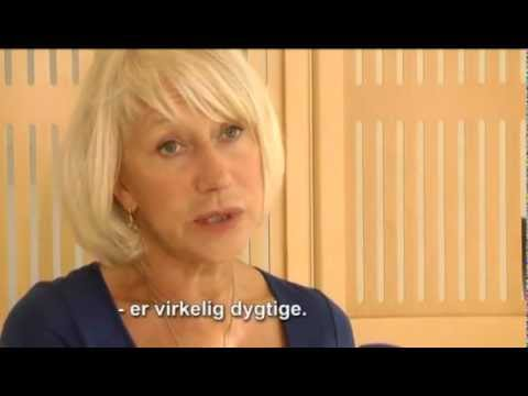 Helen Mirren on Jesper Christensen