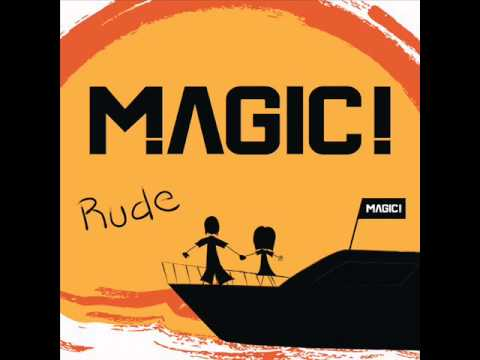Magic - Rude (Audio)(Lyrics)