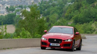 Review Transmission 2017 Jaguar XE S Release Top Speed Performance