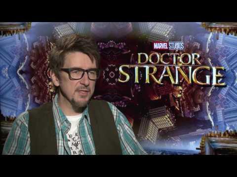 DR. STRANGE: Backstage with Scott Derrickson