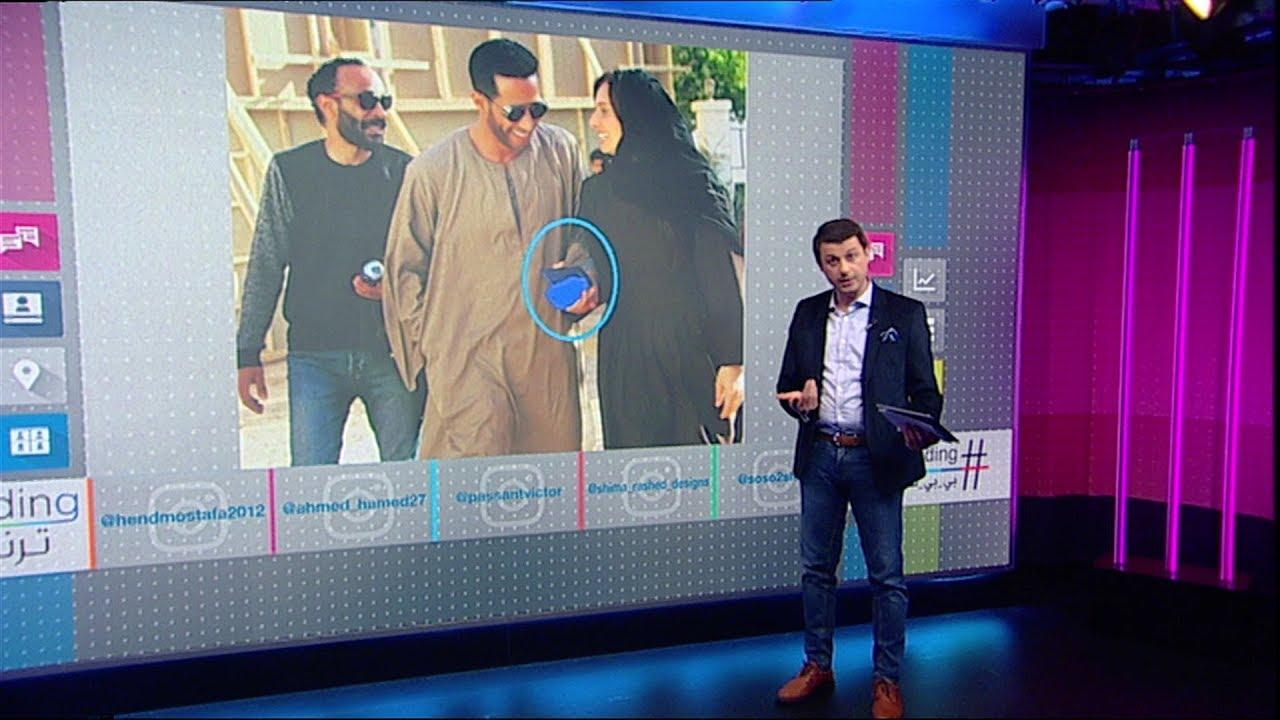 صورة الممثلة حلا شيحا مع محمد رمضان تثير ضجة قبل وبعد التعديل