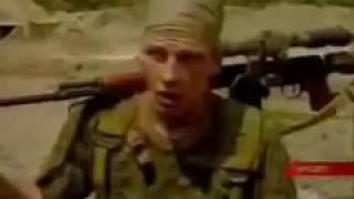 Август 2008 г  Российский оккупант в Грузии