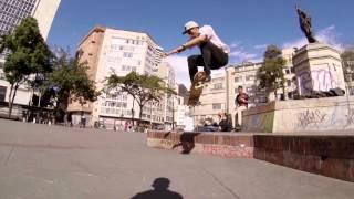 Bunker Skate Shop - Oscar Lagos (Línea Estrella)