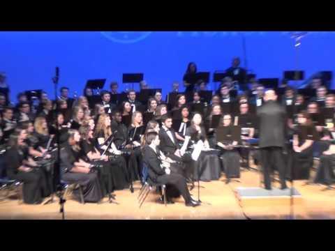 2016 Georgia District 7 11th 12th grade honor band