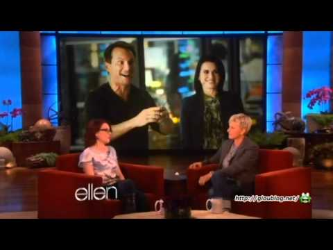 The Ellen Show -Megan Mullally ♥ March 1 2012