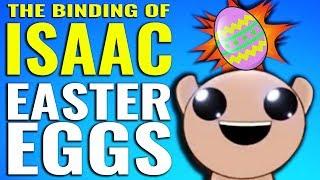 Binding of Isaac - Easter Eggs