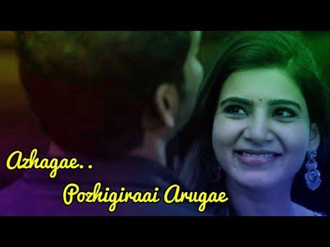 Irumbu thirai azhage song whatsapp status |Vishal | Samantha| Tamil Besties