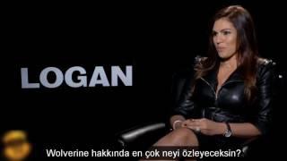 Hugh Jackman Logan Hakkında Röportajı Türkçe Altyazılı  2017