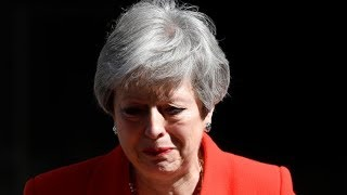 U.K. PM Theresa May to quit on June 7