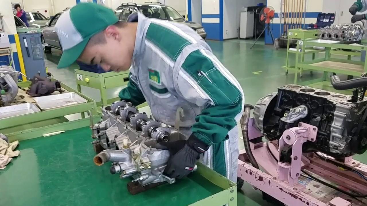 desmontagem e montagem do motor 1rz youtube rh youtube com For 1RZ Fuel Injector manual de motor toyota 1rz