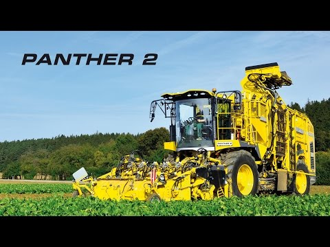 Panther - 2 - Sugar Beet Technology - Sugar Beet Harvester by ROPA ... 82dfd6808d5