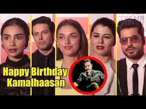 Bollywood Best Wishes to Kamal Haasan On His 65th Birthday  #HappyBirthdayKamalhaasan Mp3