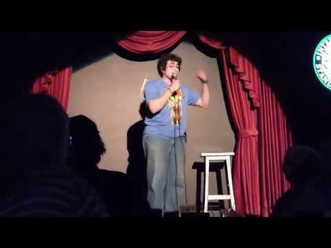 Yuk Yuk's Zach Cherkaoui First Stand Up
