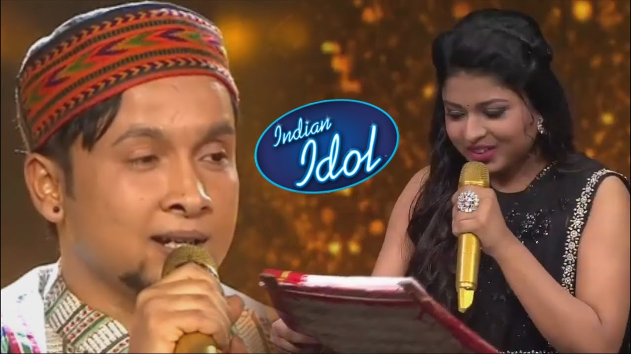 Arunita Ko Bappi Lahri Ne Diya Recording Contract   Pawandeep Reh Gaye Dekhte   Indian Idol 12