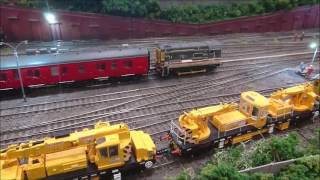 Mendip Model Railway Exhibition 2017 - Doulting, Somerset