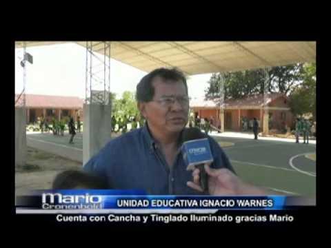 WARNES UNIDAD EDUCATIVA IGNACIO WARNES