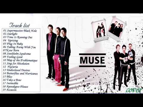 Muse Greatest Hits cover - Best Songs Of Muse 2017