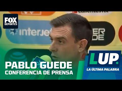 LUP: El D.T. de Morelia en conferencia de prensa