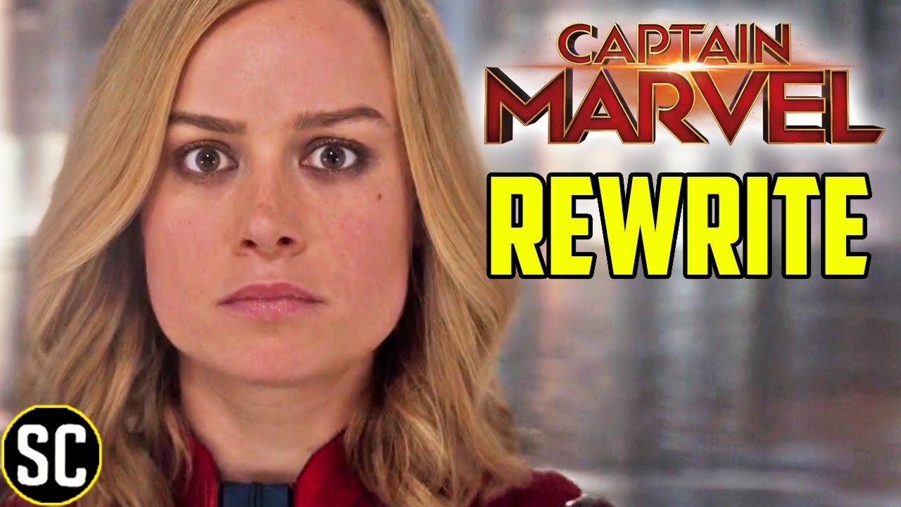 CAPTAIN MARVEL: The One Change That Makes the Movie Way Better