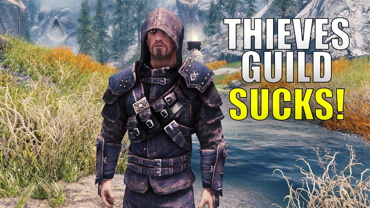 Why Skyrim RUINED The Thieves' Guild thumbnail