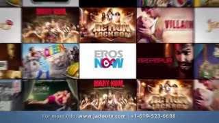 EROS Now on JadooTV