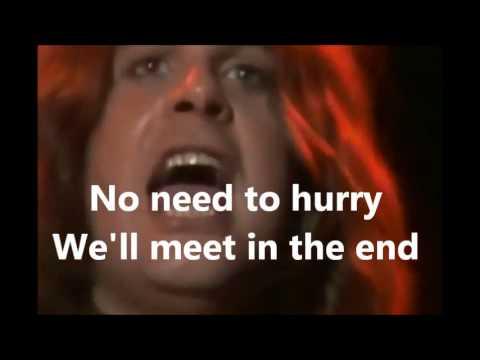 Black Sabbath - Hard Road lyrics