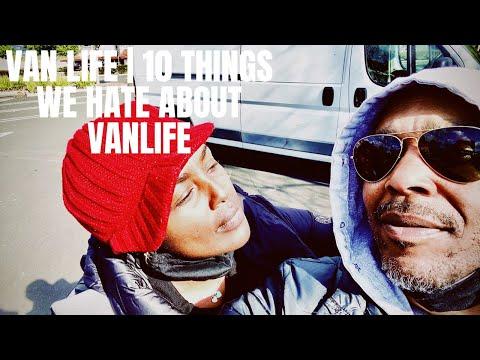 Van Life | 10 Things We Hate About Vanlife - Real Vanlife