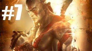 God Of War Ascension Walkthrough Part 7 HD