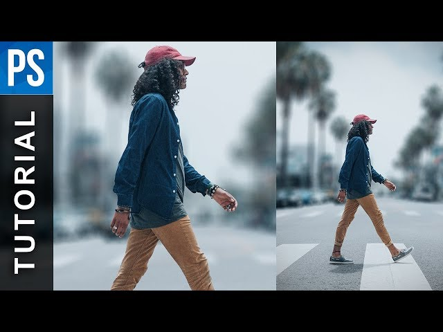 How to Blur Backgrounds in Photoshop