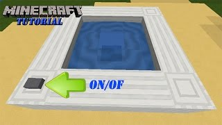 Download Video Minecraft Tutorial: Cara Membuat bak mandi yang berfungsi MP3 3GP MP4