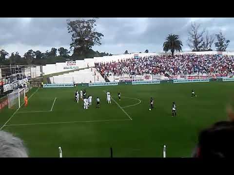 1er gol . Danubio 2 Nacional 0 . Torneo Apertura 2019