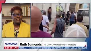 Ruth Edmonds for Congress on Cuba - American Agenda