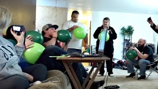 Bunch of Helium heads | Great Friends Help make me laugh