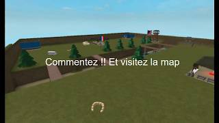 Ma Map Capture the flag ROBLOX [FR] {episode 0}