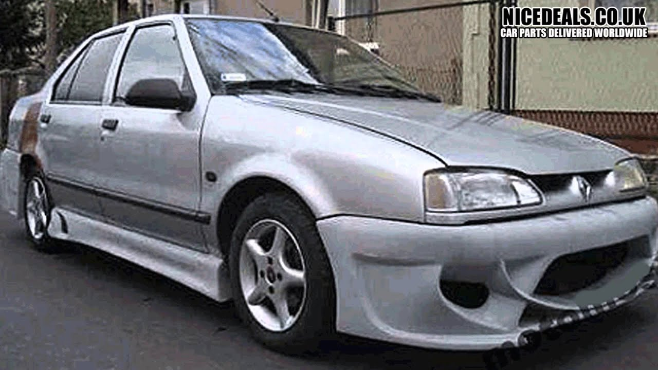 Bien connu RENAULT 19 BODY KITS, SPORTS BUMPERS, FENDERS, WINGS, SKIRTS - YouTube VT81