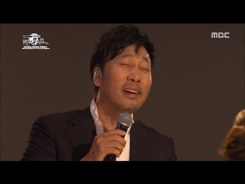 Lee Moon sae - Girl, 이문세 - 소녀, 2015 DMZ Peace Concert2 20150815