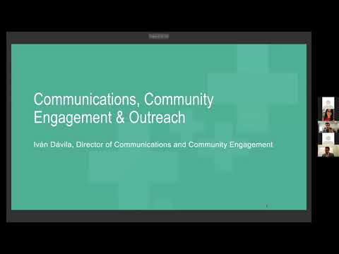 Community Conversation: 2022 Budget
