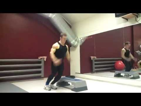 lateral plyometric jumps advanced level 2
