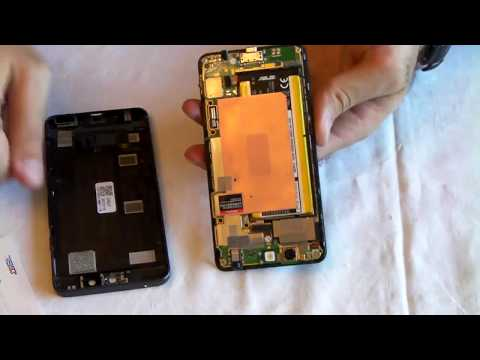 ASUS PadFone Infinity A86 Touch screen LCD replacement