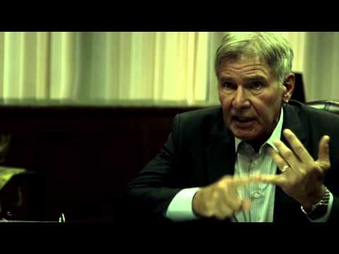 This is what happens when Harrison Ford meet Indonesian Minister of Foresty