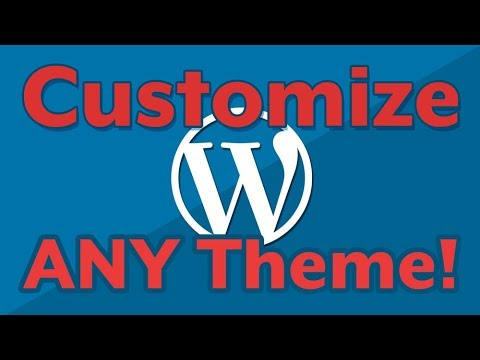 How to Customize Any WordPress Theme with CSS & PHP