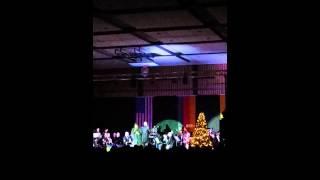 "The United States Army Europe Band & Chorus(5) ""White Christmas"""