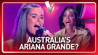 Australia's POP PRINCESS returns to The Voice to PROVE herself | Journey #58