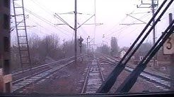 Voyage en cabine à bord du TER Hazebrouck - Calais
