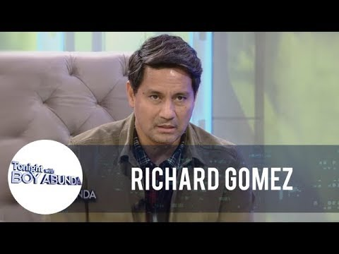 TWBA: Richard Gomez has a message for the guy who will date his daughter