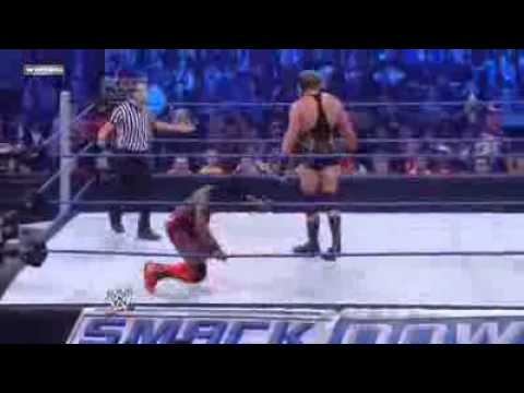 WWE SmackDown 1/21/10 Part 8/12 (HQ)