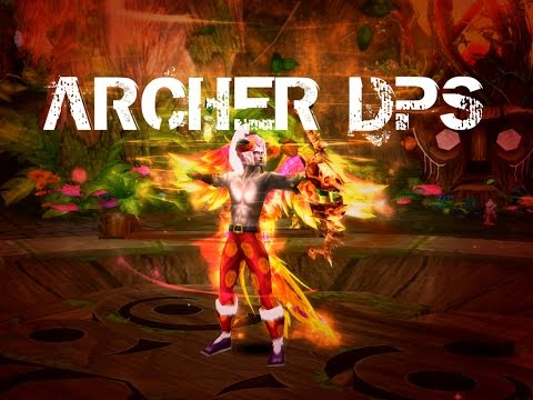 Order And Chaos - Archer DPS (Help Archers Out!!!)