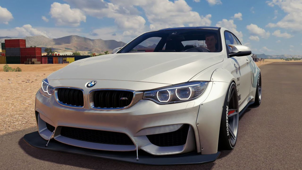 BMW M Coupe Horizon Edition Forza Horizon Test Drive - 2014 bmw m4 msrp